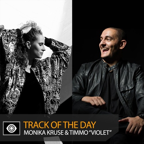 "Track of the Day: Monika Kruse meets Timmo ""Violet"""