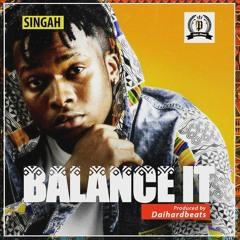 SINGAH - Balance it