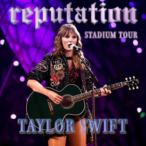 Taylor Swift White Horse Live In Arlington Rep tour by Rachel/ ootws