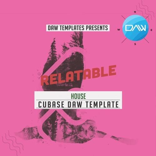 Relatable Cubase DAW Template