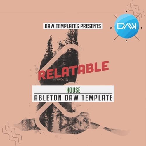 Relatable Ableton DAW Template
