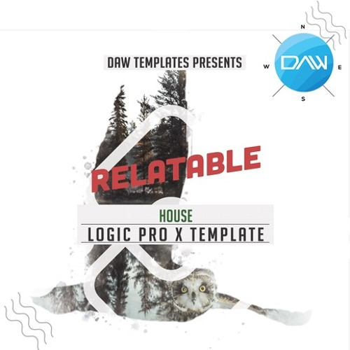 Relatable Logic Pro X Template