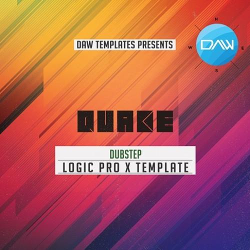 Quake Logic Pro X Template