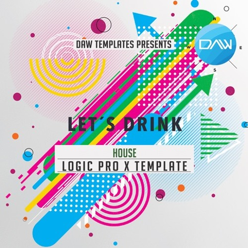 Let´s drink Logic Pro X Template