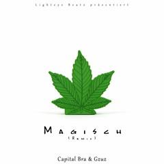 Capital Bra & Gzuz - Magisch (Audio) (Remix by Lighteye Beatz)