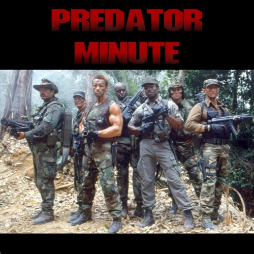 PREDATOR Minute 37: Mac With A Flask Of Jack