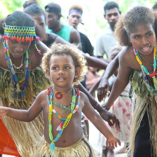 Fiona Harper Cruises The Solomon Islands Enjoys Local Culture -Graeme Kemlo