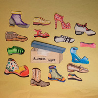 Cover mp3 Shoes
