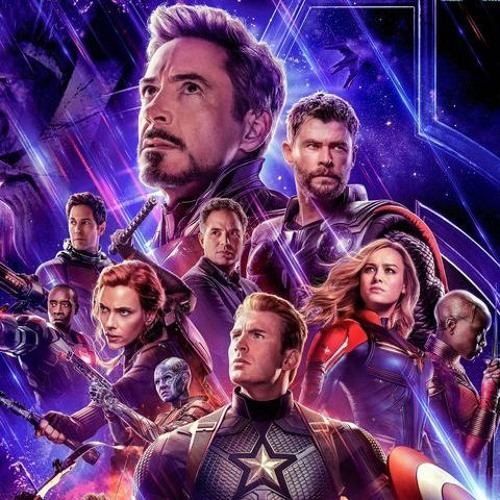Media Ghouls Episode 122 - Avengers: Endgame
