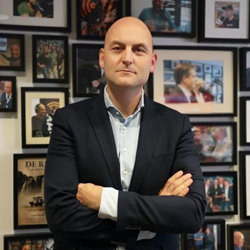 Ralf van Vegten (NEP) - MediaMatters 2 mei 2019 deel 1