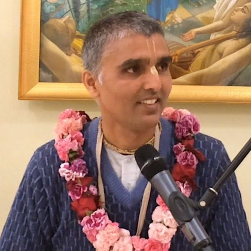 Śrīmad Bhāgavatam class on Fri 3rd May 2019 by Sukadeva Dāsa 4.22.19