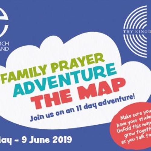 10 Family Prayer Adventure For Thy Kingdom Come - SILENCE