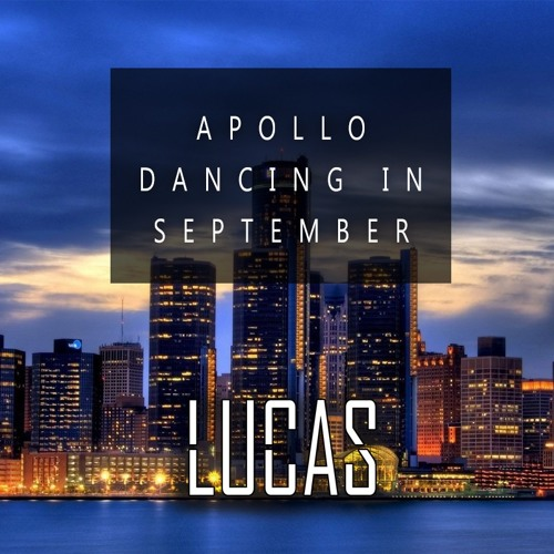 Apollo Dancing In September (Hardwell x Earth Wind and Fire