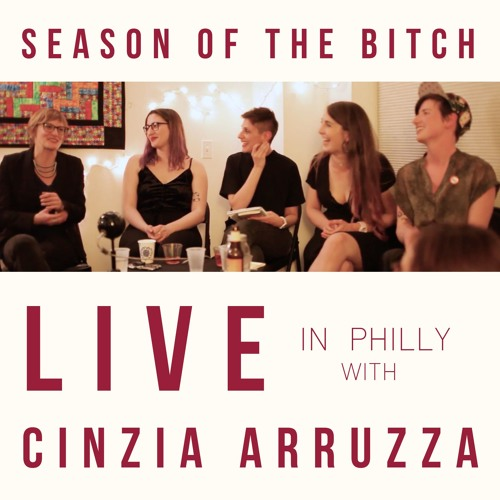 Episode 81: Live In Philly With Cinzia Arruzza