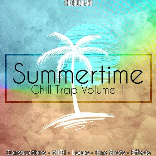 TheDrumBank Summertime Volume 1 WAV MiDi-DISCOVER