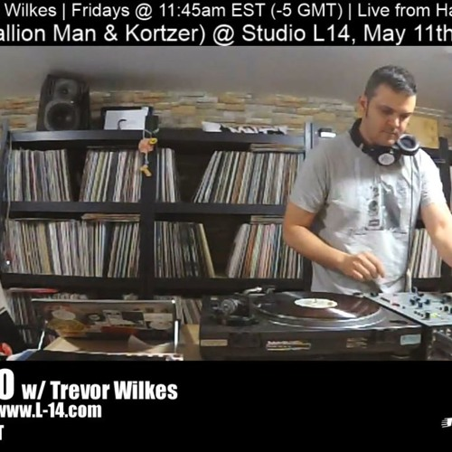 Bleep Radio #397 w/ Trevor Wilkes (Live-streamed May 3rd, 2019)