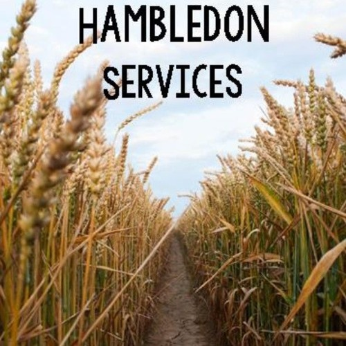 Hambledon GARDEN SERVICE Ed Olsworth-Peter 1st May 2019