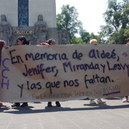 Estudiantes Demandan Justicia Para Aidée Mendoza