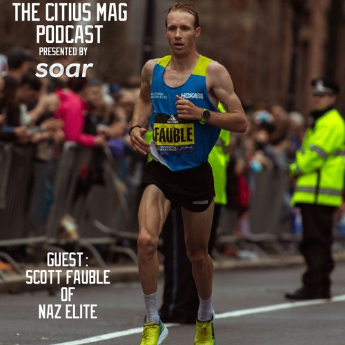 Scott Fauble Has Silenced the Sub-2:10 Haters, 2019 Boston Marathon In His Shoes