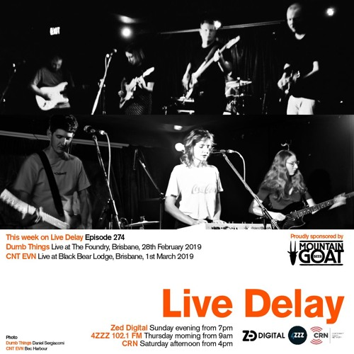 Live Delay - Ep 274 - CNT EVN and Dumb Things