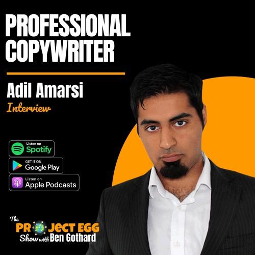 Professional Copywriter: Adil Amarsi