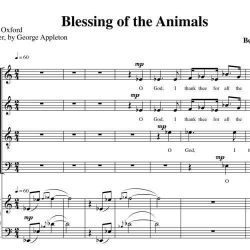 WIEMANN - Blessing Of The Animals