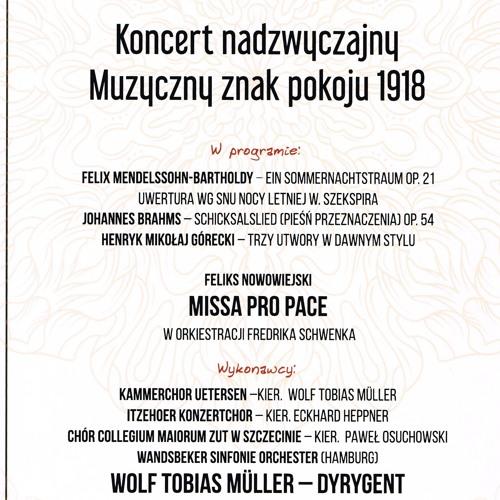 Feliks Nowowiejski - Missa Pro Pace Kyrie