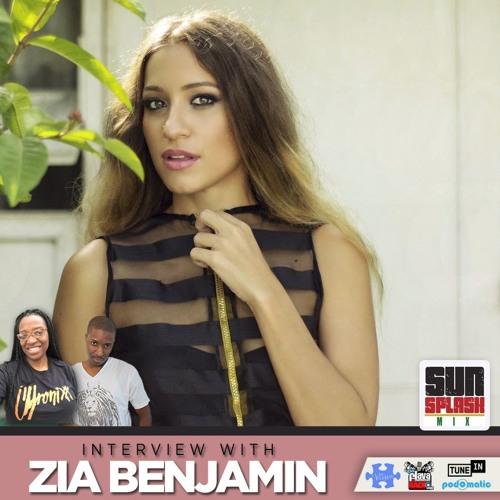 Sunsplash Mix Zia Benjamin Interview
