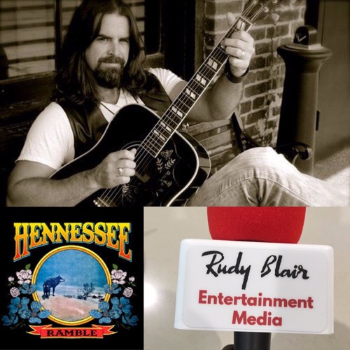 Chat w Country artist Chris Hennessee on new album Ramble and single Wrong End Of The Rainbow