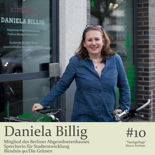 """""""Nachgefragt"""" bei Daniela Billig, Mitglied des Berliner Abgeordnetenhauses"""