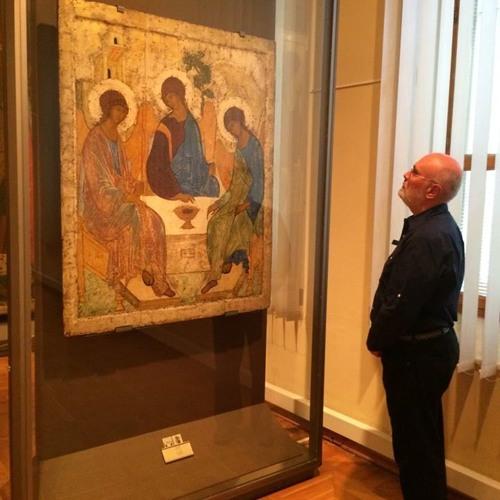 Michelina Tenace Perché le icone (2) Pellegrinaggio Mosca diocesi Roma