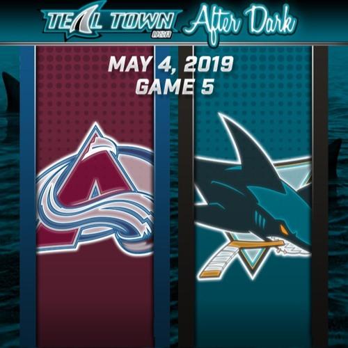 Teal Town USA After Dark (Postgame) - San Jose Sharks vs Colorado Avalanche GAME 5 - 5-4-2019