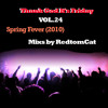 Download Thank God It s Friday Vol.24 - Spring Fever (2010) Mp3