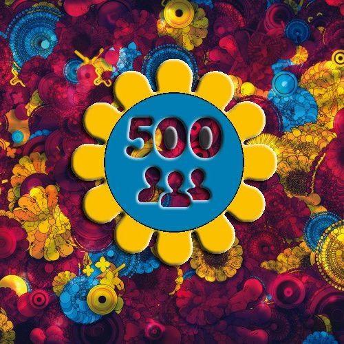 500 Facebook Likes    Progressive Psytrance Set