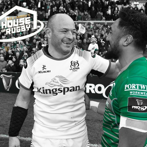 Episode 30 - CJ Stander and Rory Best interviews, PRO14 semis decided and Champions Cup preview