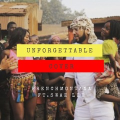 French Montana Ft. Swae Lee - Unforgettable (cover AuraBella)🇺🇬✨