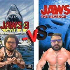 22: Movie Vs Movie: Jaws 3-D Vs Jaws 4