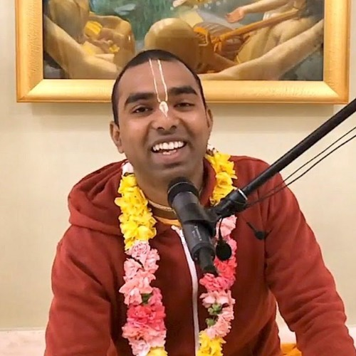 Śrīmad Bhāgavatam class on Mon 6th May 2019 by Manamohana Dāsa 4.22.22