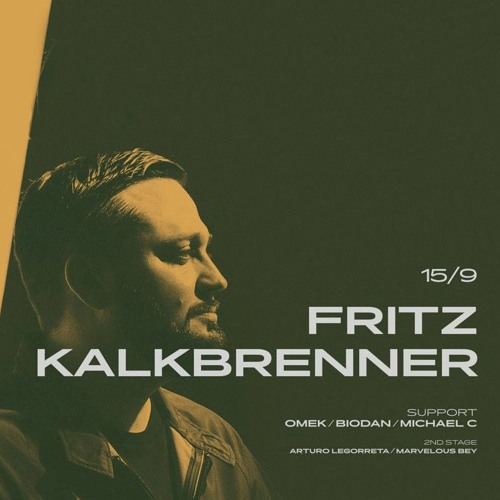 Omek - Warm Up for Fritz Kalkbrenner @ Roxy Prague