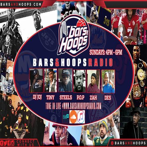 Bars & Hoops Radio Episode 85 Feat. EZ Jackson