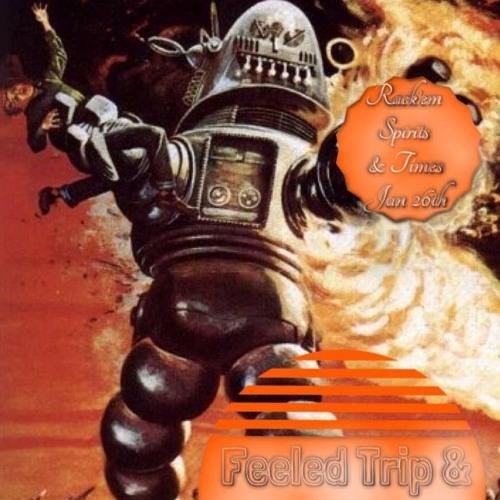 Feeled Trip - 1/26/19 - Set 2 - Live at Rack'em Spirits & Times, Cape Coral, FL
