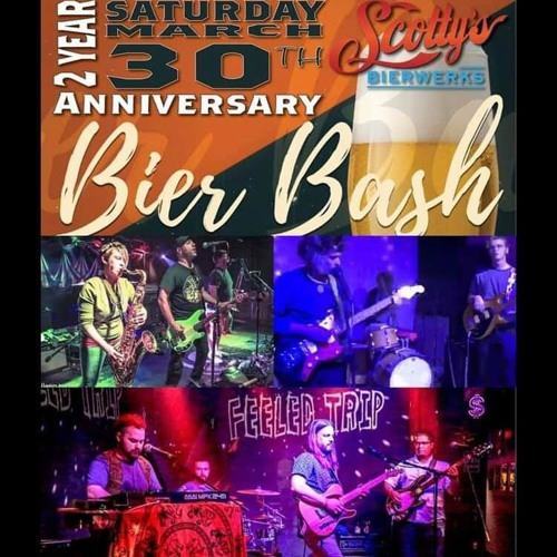 Feeled Trip - 3/30/19 - Scotty's Bierworks, Cape Coral, FL