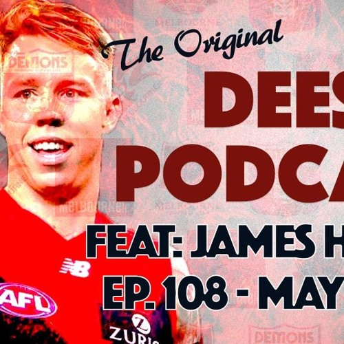 #107 Dees Podcast Week 8 feat James Harmes