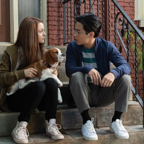 """Henry Lau Discusses Emotion of """"A Dog's Journey"""""""