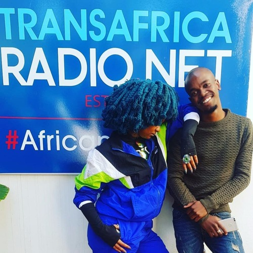 SA Female Artist-MoonChild SANELLY UNCENSORED-On THE MORNING MAYHEM With THABANG 06:05:2019.RATED R