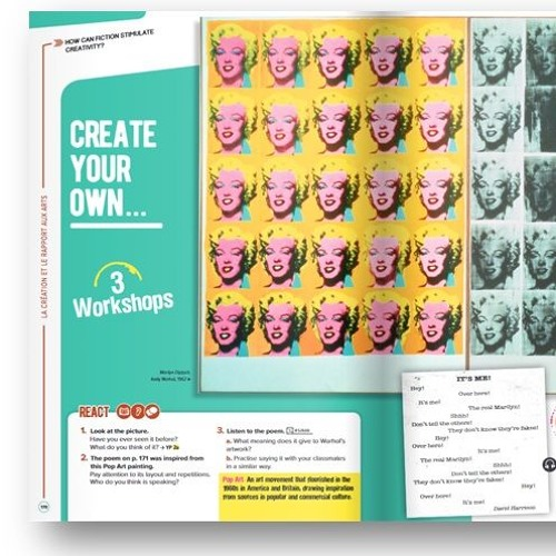"""""""Create your own…"""""""