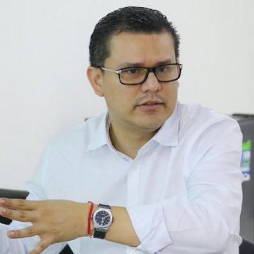 Armando De La Hoz - Secretario de Salud del Atlántico