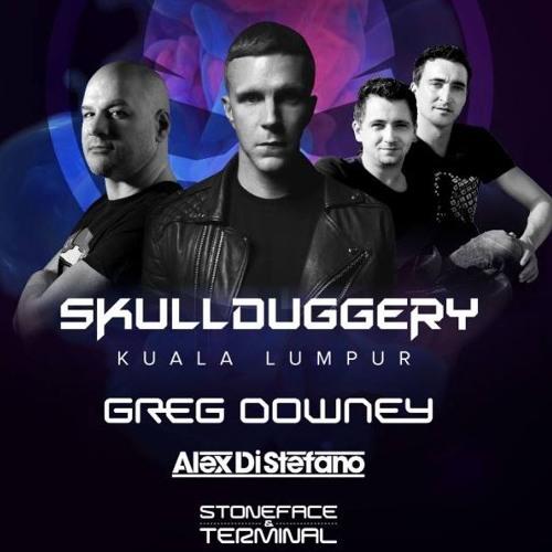 Greg Downey - Live At Skullduggery - Kuala Lumpur - 26.04.19