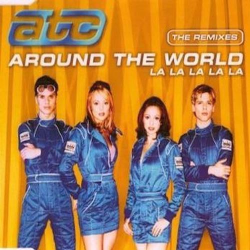 ATC - Around The World (PopRoXxX Remix)