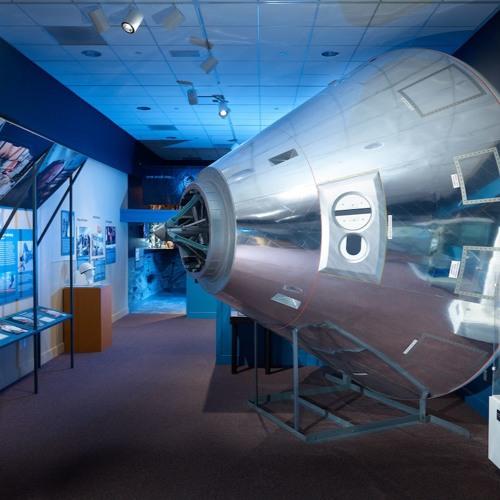 Discussion with Creators of Nixon Library Exhibit on Apollo 11